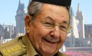 Raúl Castro está animado con el proyecto. foto: el locombiano