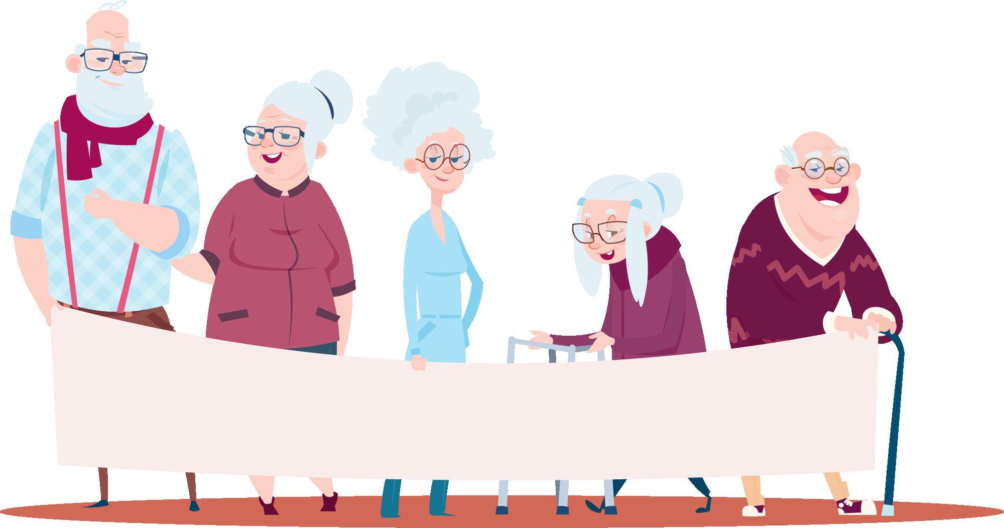 La salud en el envejecimiento