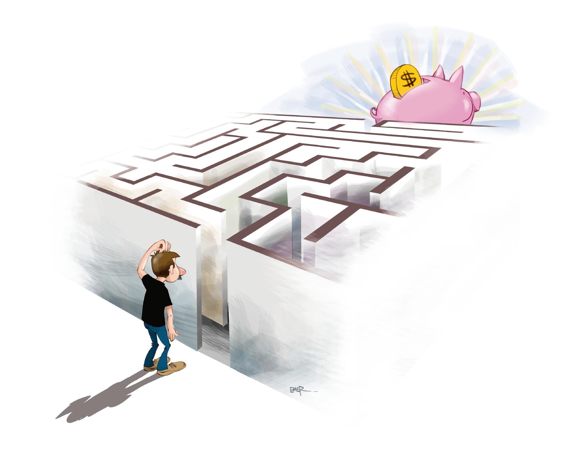 ¿Cómo elegir donde abrir su cuenta de nómina?