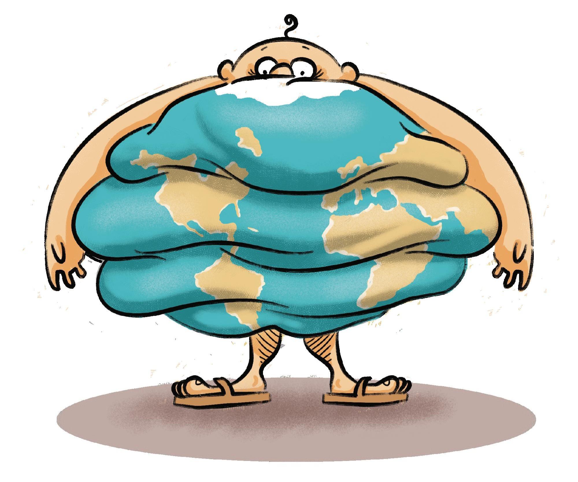 El 51 % de Medellín tiene problemas de sobrepeso