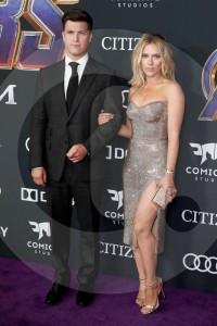Scarlett Johansson se casa, otra vez