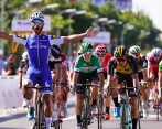 El Tour of Guangxi, en China, es la única vuelta internacional de Asia categoría UCI World Tour. FOTO @quickstepteam