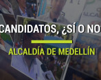 Candidatos, ¿sí o no?