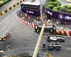 Video accidente en el Gran Premio de Macao de Fórmula 3