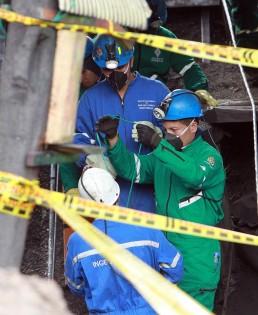 Culminaron las labores de rescate en la mina de Cucunubá - El Colombiano