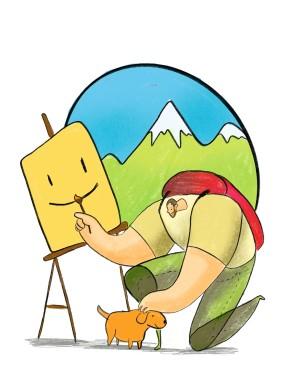 Ilustración Morphart