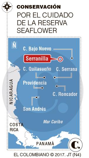 51 científicos se internan en la isla cayo Serranilla