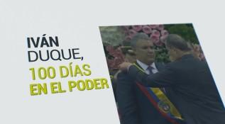 Las ocho noticias más destacadas de los primeros 100 días del gobierno de Iván Duque