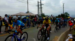 Revive la etapa 5 del Tour Colombia 2.1