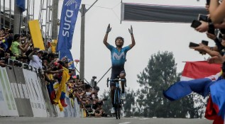 Revive la etapa final del Tour Colombia 2.1
