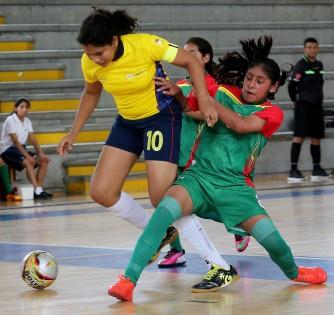 Magia del futsal emerge de la lejana Molagavita - El Colombiano
