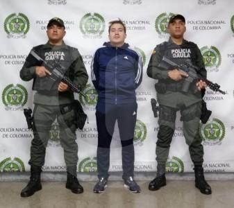 capturado alias diego almuerzo cabecilla de la banda la agonía en Medellín