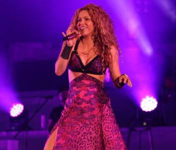 Problemas técnicos en el avión de Shakira