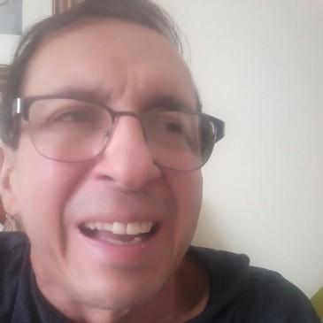 Carvalho estuvo vigente en su programa radial hasta la semana anterior. FOTO CORTESÍA
