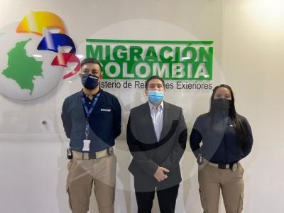 Luis Gustavo Moreno, exfiscal anticorrupción, llegó a Colombia deportado de Estados Unidos