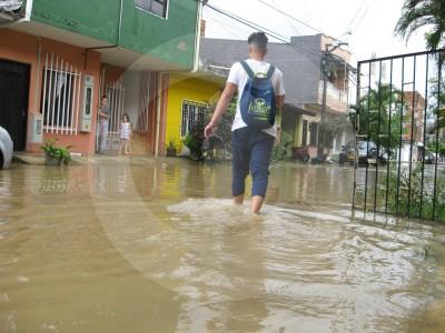 Emergencias en Antioquia por lluvias