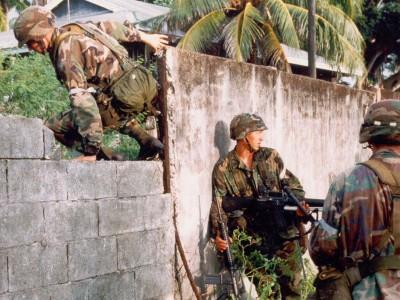 Intervención militar, la historia que EE. UU. ya contó