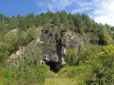 En esta cueva convivieron dos tipos de humanos arcaicos