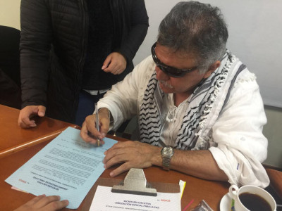 Fiscalía debe entregar documentos de Santrich