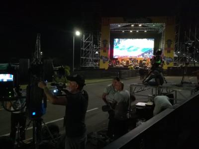 Así se preparan para el concierto Live Aid Venezuela