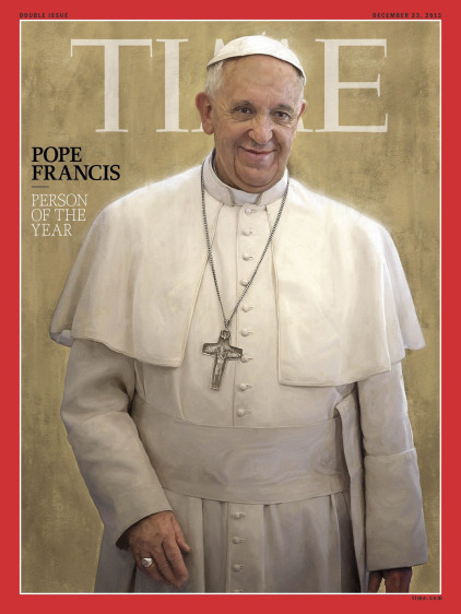 Papa Francisco. Año 2013