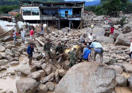 Reconstrucción de Mocoa avanza, pero habitantes creen que es lenta