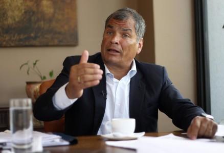 El 31 de julio Ecuador define si abre juicio contra Correa por caso Balda