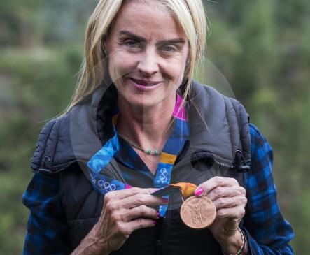 María Luisa Calle, medallista olímpica colombiana