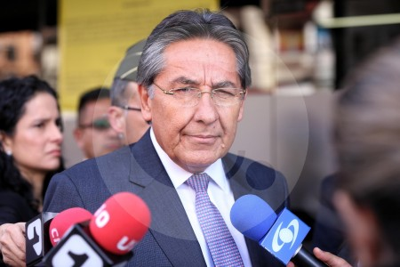 """Oposición pide a la CPI revisar """"entrampamiento"""" a la JEP"""