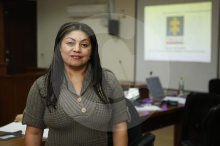 Se entrega exgobernadora de La Guajira Oneida Pinto