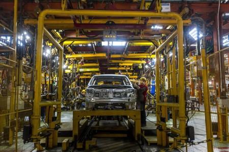 Sector automotor puso a rodar la industria en 2018