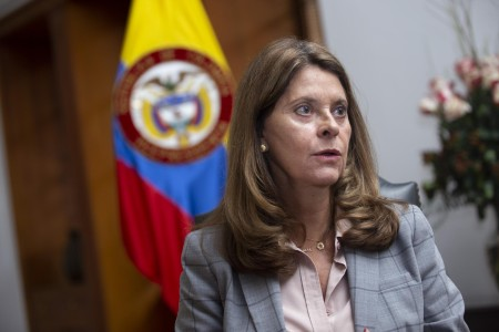 Entrevista a Marta Lucía Ramírez, vicepresidente de Colombia