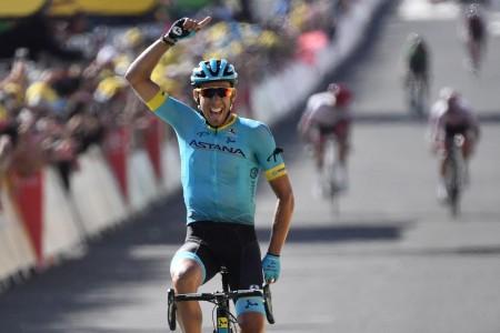 Omar Fraile ganó la etapa 14 del Tour de Francia; Nairo sigue perdiendo tiempo