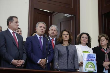 Arranca la maratón de proyectos anticorrupción en el Congreso