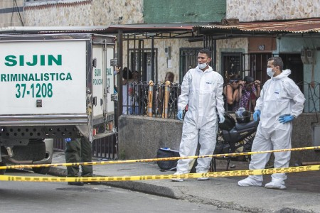 Homicidios en Medellín y el Valle de Aburrá