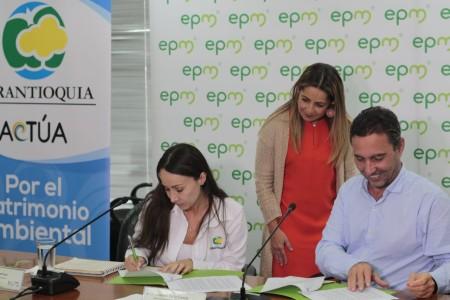EPM y Corantioquia conservarán ciénagas del Bajo Cauca