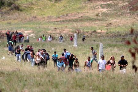 Dos indígenas muertos en la frontera de Venezuela con Brasil