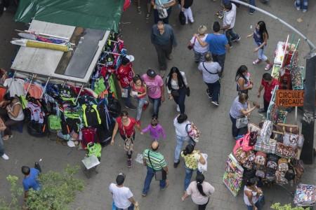 Reglamentación de ventas callejeras en Colombia
