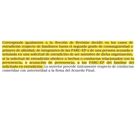 """EL COLOMBIANO tuvo acceso al documento de 130 páginas del borrador de proyecto de ley de procedimiento de la JEP. <b><span style=""""text-transform:uppercase""""> </span></b>"""