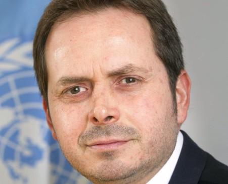Nombra ONU a Carlos Ruiz Massieu como representante en Colombia