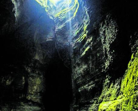 En Colombia hay 260 cavernas que viven en el olvido