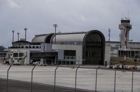 Cierre del aeropuerto José María Córdova por emergencia en avión