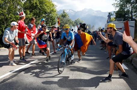 El laberinto de Nairo Quintana en el Tour-18