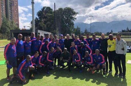 Carlos Queiroz ya comenzó trabajos como entrenador de la Selección Colombia
