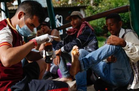 La Ruta Cúcuta-Bucaramanga y el peso de caminar con los pies rotos