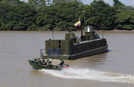 Incursión de militares venezolanos en Colombia