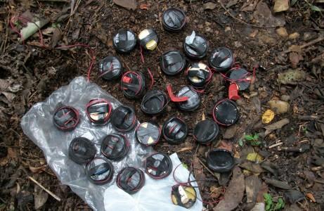 Murió soldado en Guaviare tras pisar mina antipersonal