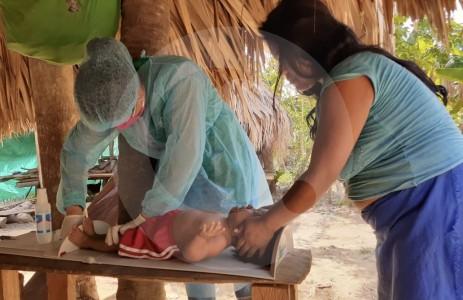 Madres comunitarias, misión que no se detiene en cuarentena