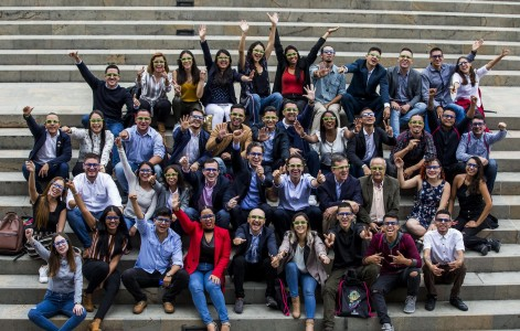 Líderes juveniles impulsan la transformación en sus territorios