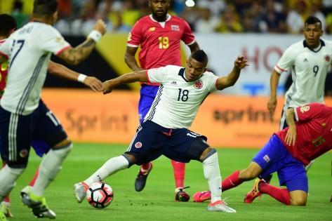 Altas y bajas de Colombia en la primera fase de la Copa América